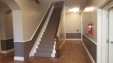 Stratford House Stairs - Before