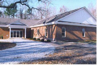 Glebe Church 1