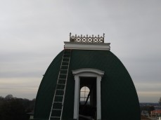Stratford House Cupola