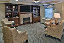 Stratford House Living Room
