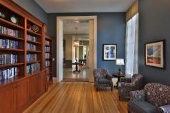 Stratford House Library