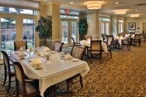 Stratford House Dining Room